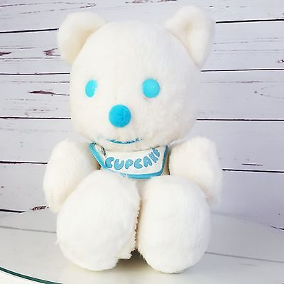 1974 Pillsbury Doughboy Cupcake Bear Plush Doll Rare