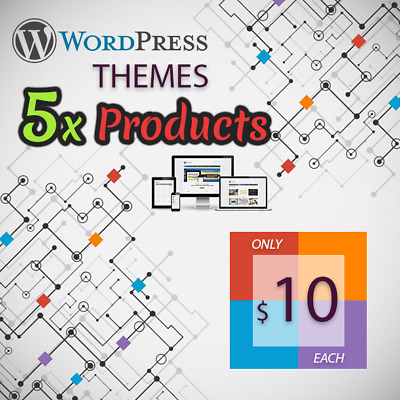 WordPress Themes - Mega Collection