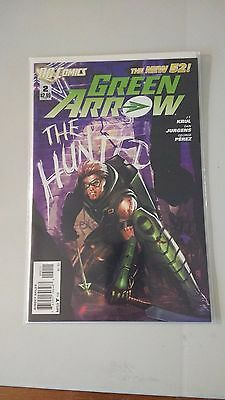 Green Arrow Issue 2 New 52