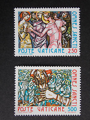 1980 Holy Day Stamps from Vatican - MNH