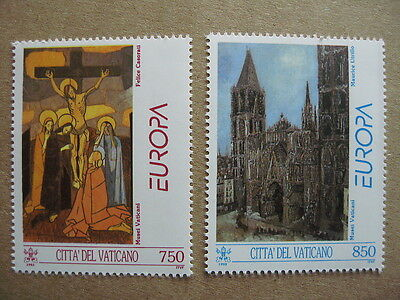 1993 Europa MNH Stamps from Vatican