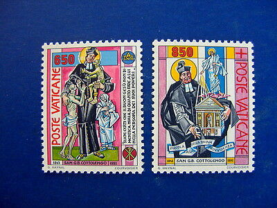 1992 St Giuseppe Benedetto Cottolengo MNH Stamps from Vatican