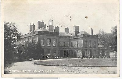 North Front, Colwick Hall. Nottingham