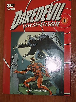 Coleccionable Dare Devil vol1 de Forum Marvel COMPLETA 25 tomitos