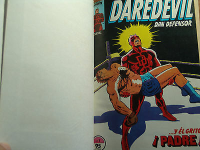 Dare Devil vol1 de Forum Marvel COMPLETA 40 comics en 2 Tomos