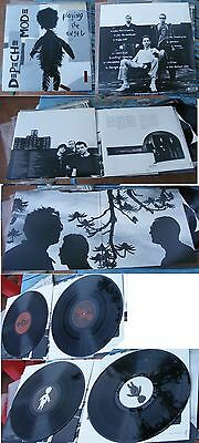 DEPECHE MODE-Playing The WITH ANGEL 2005 1st PRESS UK 2xLP vinyl NM  NOT REISSUE