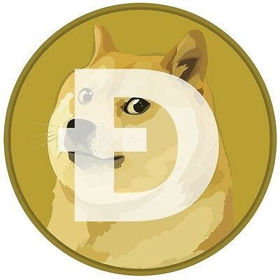 1000 Dogecoin (1K DOGE) Direct to Your Wallet Read Discrip