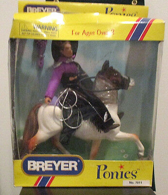 Breyer Ponies #7011 - New In Damaged Box
