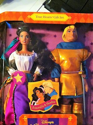Esmeralda Phoebus True Hearts Gift Set Disney Doll The Hunchback of Notre Dame