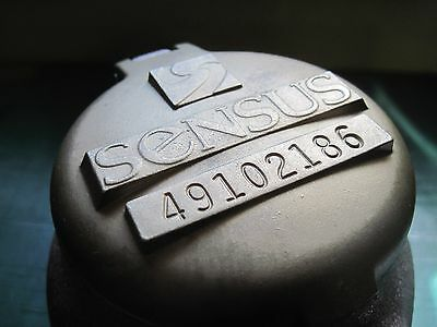 "Vintage Sensus 5/8"" SR Direct Read Water Meter S-02"