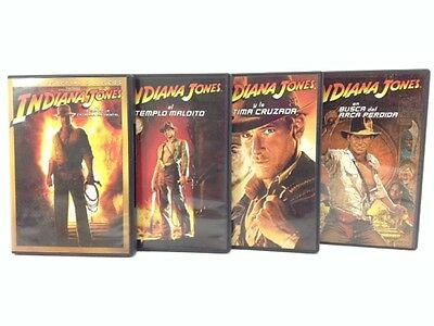 Coleccionismo Dvd Indianan Jones 2069974