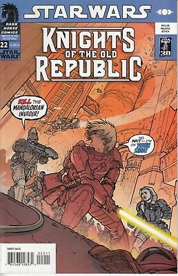 Star Wars Knights of the Old Republic 22