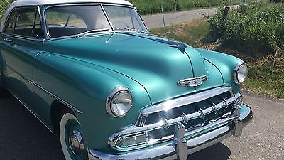 1952 Chevrolet coupe Deluxe 1952 Chverolet deluxe HDTP coupe