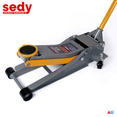3 Ton Low Profile Floor Jack 3T Hydraulic Trolley Lift Car SUV 4X4 4WD