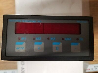 Accurate Technology Proscale 700-1600 Unit