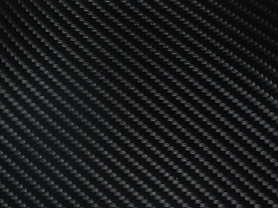 "Carbon Fiber ""look"" Black Headliner Vinyl By The Yard Top Quality"