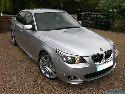 BMW 5 Series 550i 270kW Petrol ECU Remap +22bhp +29Nm Chip Tuning