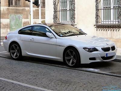 BMW M6 373kW Petrol ECU Remap +8bhp +10Nm Chip Tuning