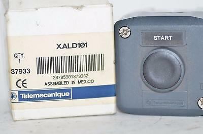 NEW SCHNEIDER ELECTRIC XAL-D/K XALD101 Control Station, Push Button Black