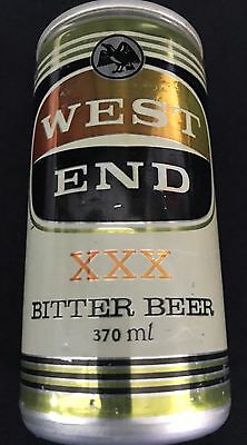 West End Beer Can
