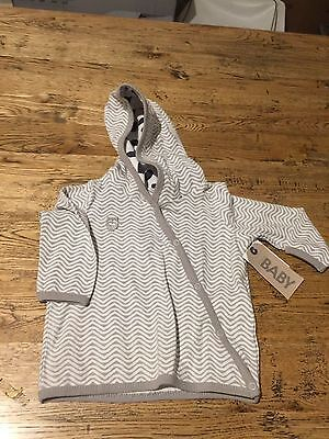 FABULOUS cotton on hoodie size 6-12mnth new