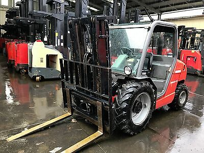 MANITOU MH25-4T ROUGH TERRAIN FORKLIFT 4WD $39,499+GST Negotiable