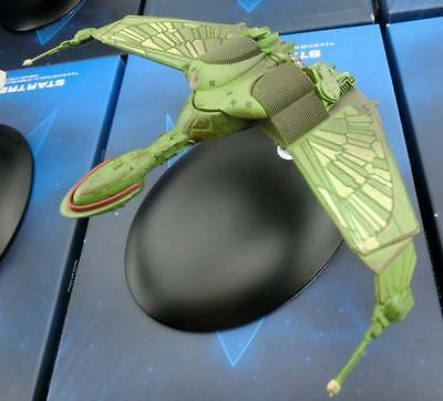 STAR TREK Klingon Empire Class Spaceship Model