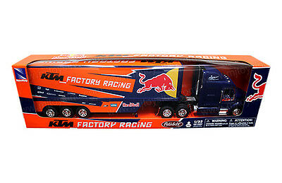 New Rays Toys, 2014  Red Bull KTM Team Truck:1.32