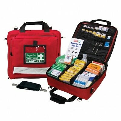 Case - Brady First Aid 4Wd Adventurer Kit in Red - First Aid Kits
