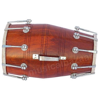 BRS Dorpmarket sell by DholaK Percussion Folk World Drum Indian Musical Fee Ship