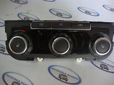 Original VW Klimabedienteil Klima 7N0907426A VW Caddy Golf 6 Tiguan Touran Jetta