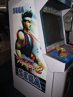 Virtua Fighter 2 - Upright Arcade Cabinet Only