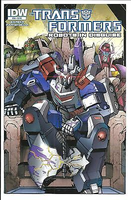 Transformers: Robots In Disguise # 34 (Oct 2014), Nm New