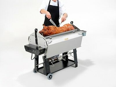 Professional Hog Roast Machine And BBQ