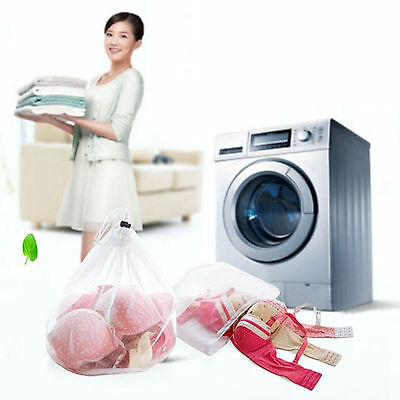 Thicken Laundry Saver Mesh Cloth Underwear Sock Wash Washing Machine Net Bags