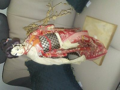 Japanese Antique Doll