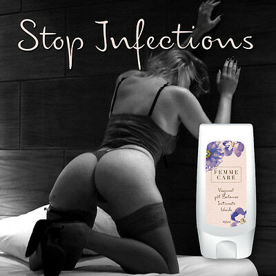 Femme Care Vaginal Ph Balance Intimate Wash – Stop Infections Cleans