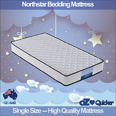 Single Size Mattress Pocket Spring High Density Foam for Bed Clearance