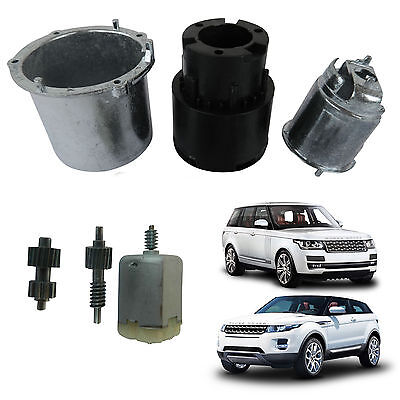 Range Rover Evoque Side Mirror Folding Motor Repair Cover & Motor And Motor Gear