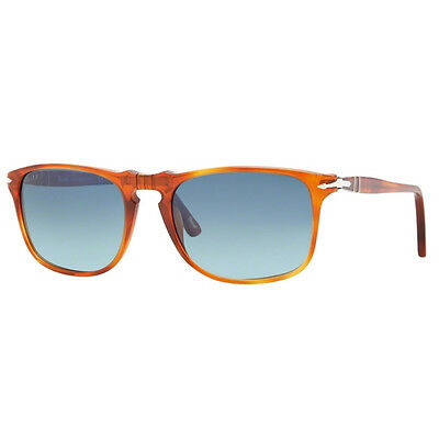 465f31346c Sunglasses Persol PO 3059S 96 S3 54 18 145 terra di siena 100% Authentic new