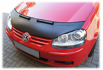 CUSTOM CAR HOOD BRA Volkswagen VW Golf 5 MK5 Rabbit Jetta 2004-2008 FRONT MASK