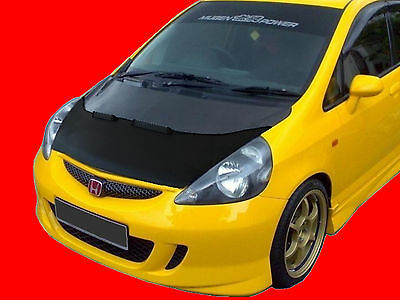 Honda Jazz 2002-2008 CUSTOM CAR HOOD BRA NOSE FRONT END MASK