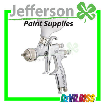 DEVILBISS SGK 600 1.4 Gravity Spray Gun HVLP paint shop