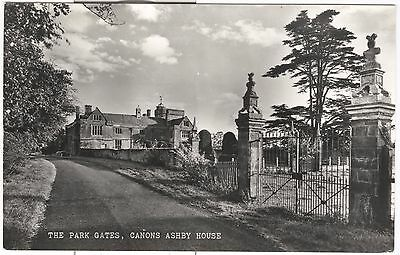 The Park Gates, Canons Ashby House RP nr. Daventry