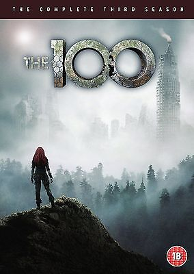 The 100 Season 3 DVD - Freepost - Region 2 UK - Brand New