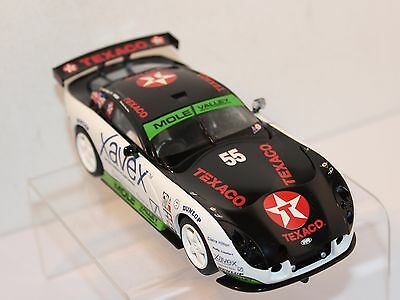 Scalextric TVR T400R TEXACO No.55 C2533 Racing car  - Pre-owned - (#868)