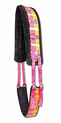 Nylon Lunging Roller Colours | Lunging and Pony Surcingle 13rings, Pink