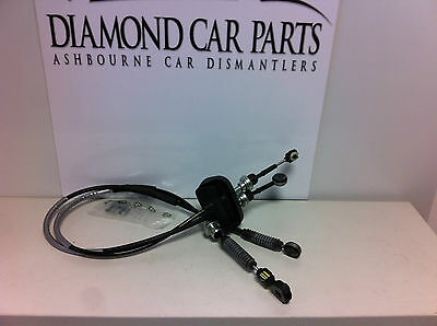 Brand New Genuine Renault Trafic 2003 - On Gear Linkage Cables 7701473972-Ren