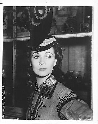 Vivien Leigh 8X10 Photo From Original Neg. Cc21536 6-77