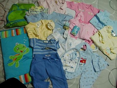 Wholesale  20 Pieces Mixed Baby Clothing 3-6 Mts